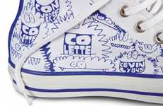 Graphic Parisian Kicks