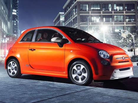 Electrified Italian City Cars