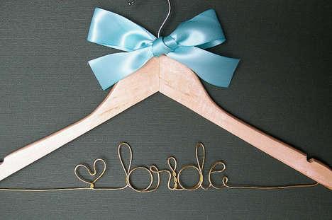 Personalized Matrimony Hangers