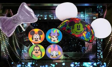 Multimedia Disney Displays