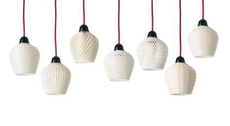 3D-Printed Light Fixtures