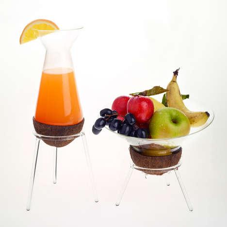 Divinely Fragile Fruit Displays