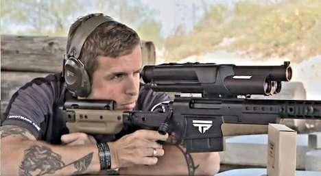 Accuracy-Enabling Rifles