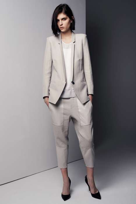 Structured Neutral Fashions