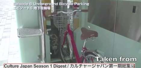 Bicycle Parking Lots