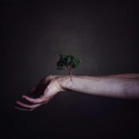 Plant-Human Hybrids