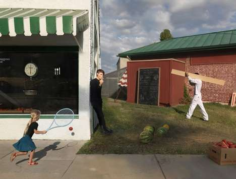 Julie Blackmon's Pictures Capture Everyday Life in Rich Detail