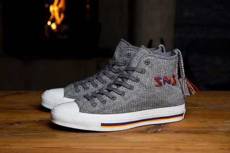 Multicolor Knit Sneakers (UPDATE)