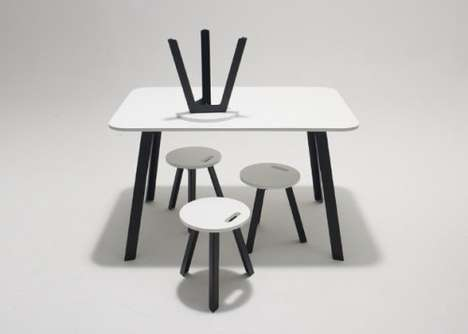 Contemporary Craft Tables