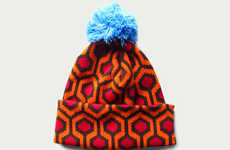 Hollywood Carpet Apparel - The Connoisseur Headwear Collection is Inspired by Cult Rugs