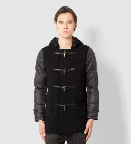 Toggle Crossbreed Outerwear