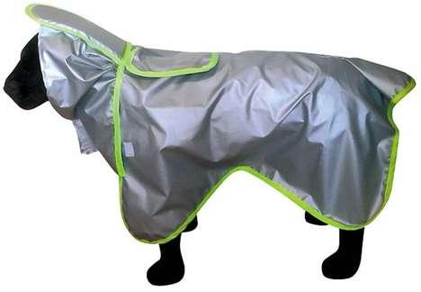 Flame-Retardant Dog Coats