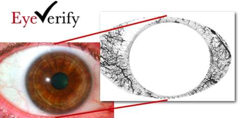 The Eyeverify Ensures It's You by Scanning Your Eye In a Snap