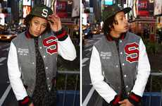Candid Inner City Captures - The Stussy Tribe Holiday 2012 Lookbook Takes to the Streets of NYC