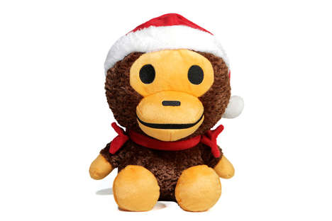 The A Bathing Ape BABY MILO 2012 Christmas Toy is Cute