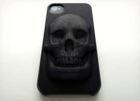 3D Cranial Phone Cases