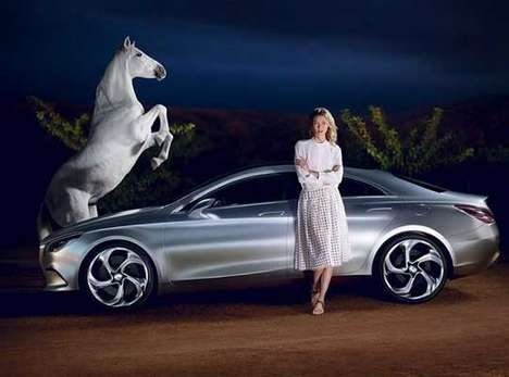 Equestrian Car Campaigns
