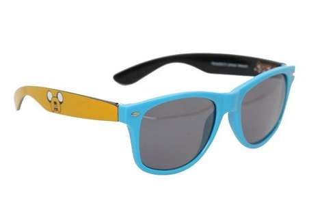 Wacky Cartoon Adventurer Shades