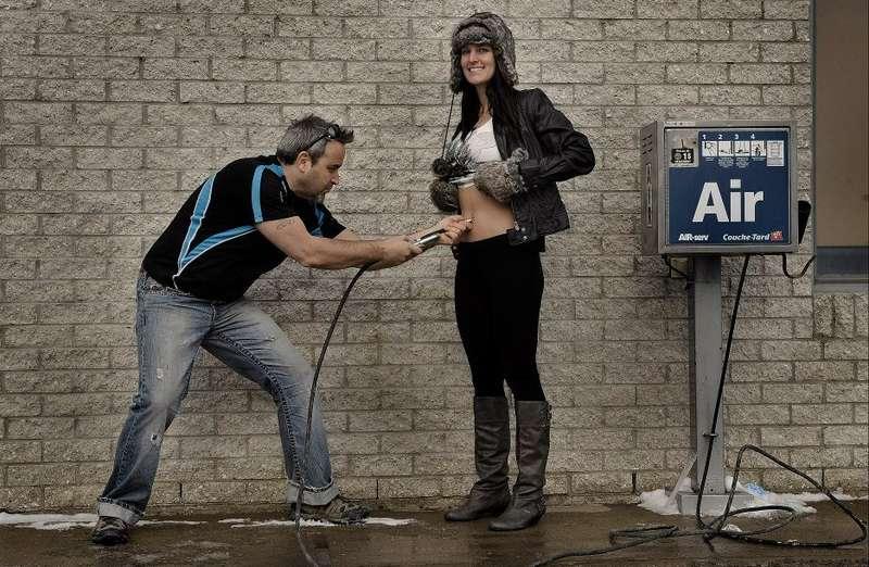 27 Creative Pregnancy Announcement Ideas – Creative Baby Announcement Photos