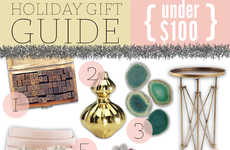 Price Point Present Guides - The Cupcakes and Cashmere Holiday Gift List is Economical