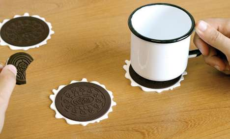 Tasty Cookie Coasters