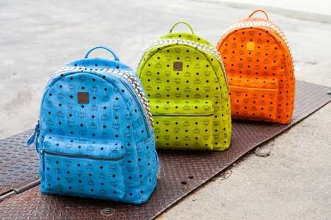 Luxury Embellished Backpacks