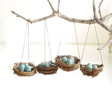 Speckled Robin Egg Decor