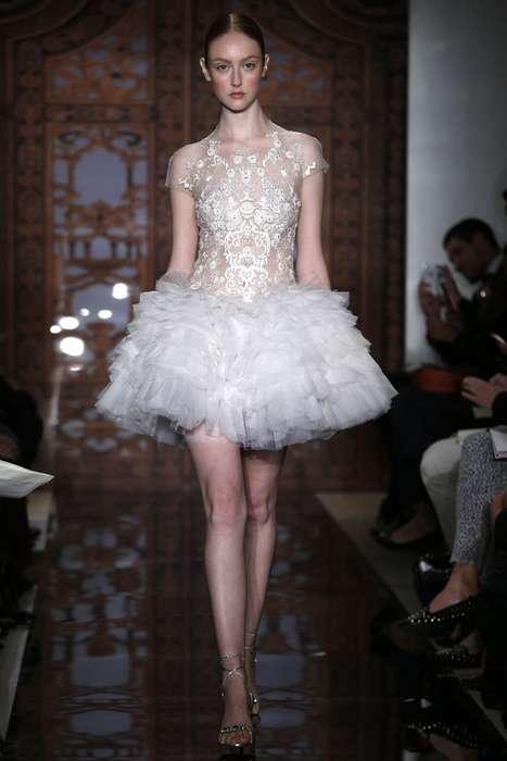Ballerina Wedding Gowns