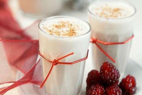 Festive Fruity Beverages