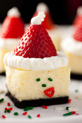 Hat-Topped Holiday Tarts