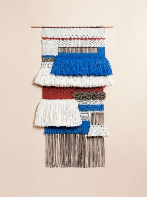 Modernized Folklore Tapestries