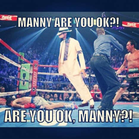 Boxing Knockout Memes