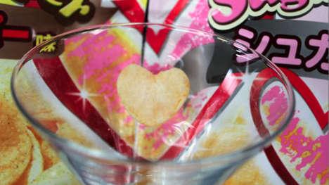 Oddly Romantic Snack Pairings