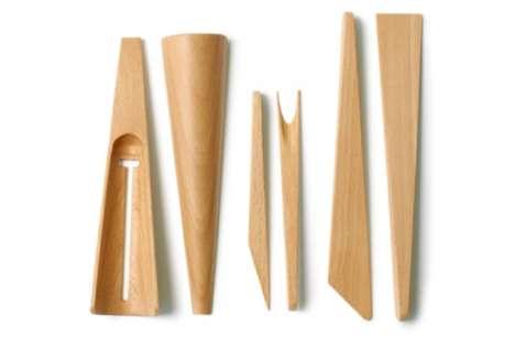 Basic Timber Utensils