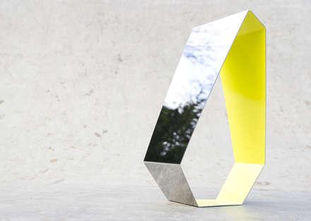 Sculptural Full-Length Reflectors