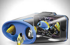 3D Smartphone-Viewing Gadgets