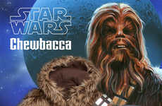 Furry Sci-Fi Outerwear (UPDATE) - The Marc Ecko Chewbacca Coat Makes You a Cozy Creature