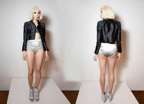 Flashy Gaga-Esque Garments
