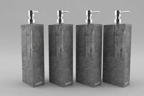 Cement-Encased Soap