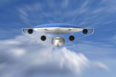 Ballooning Solar Planes