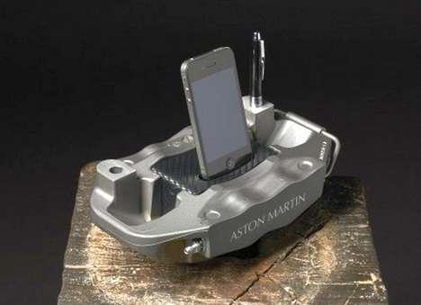 Brake Pad Device Docks