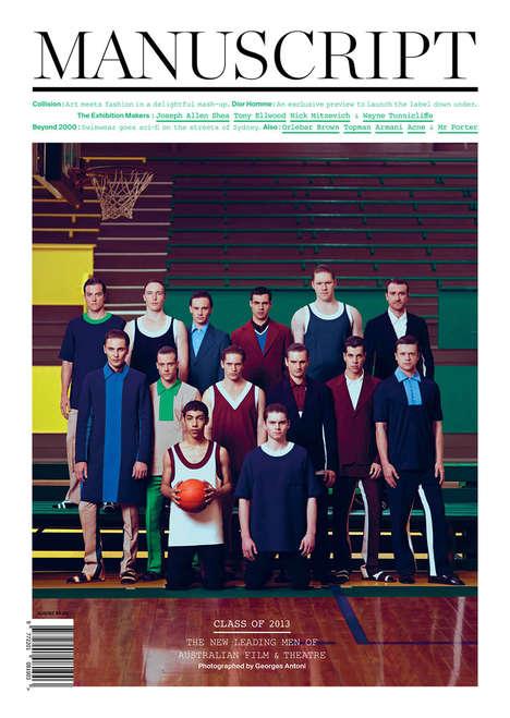 Chic Collegiate Covers