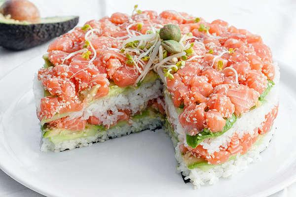 100 Sushi Styles