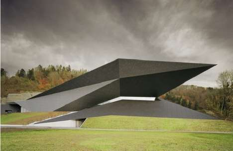 Origami-Esque Architecture