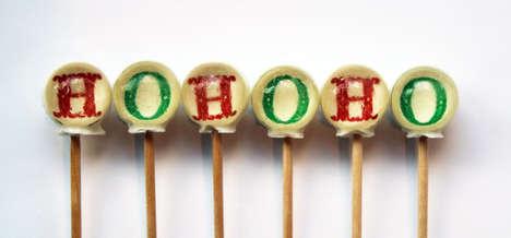 Jolly Chuckling Lollipops
