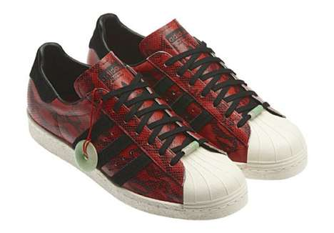 Reptilian Holiday Shoes