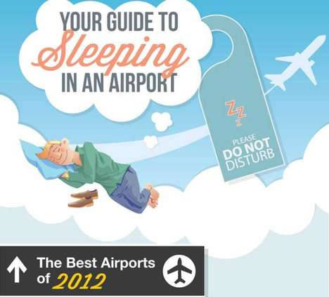 Layover Napping Guides