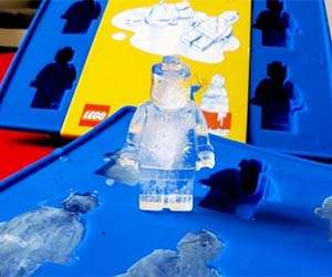 Brick Toy Freezing Trays
