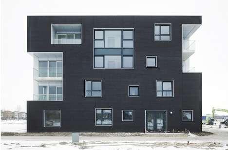 Erratically Arranged Windows
