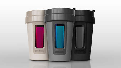 Portable Cup Casings